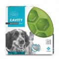 Bowl Anti-Scoff Cavity Bowl Orange M-Pets
