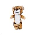 Dog Toy Plush Tiger Standing Monty Beeztees