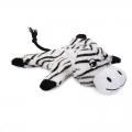 Dog Toy Plush Zebra Lying Zino Beeztees