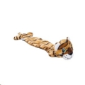 Dog Toy Plush Tiger Lying Long Noa Beeztees