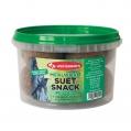 Suet Snack Mini Balls Mealworm Tub 10 Westerman
