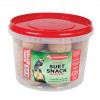 Suet Mini Ball Snack Value Tub 25x125g Westerman