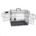 Wire Crate Voyager XS 46x30x35.6cm Blk M-Pets
