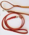 Lead  Plaited 16x120mm Tan Woofer
